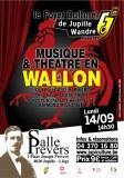 Théâtre en Wallon par la Cie