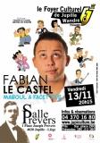 FABIAN LE CASTEL « MABOUL À FACETTES »