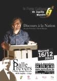 DISCOURS A LA NATION - COMPLET !!!!!!