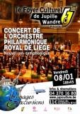 NOUVEL AN symphonique - concert de l'Orchestre Philharmonique Royal de Liège