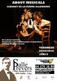 « ABOUT MUSICALS » Le Cabaret de la femme allemande