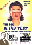 THE BIG BLIND TEST