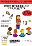 Atelier autour du livre pour les petits