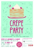 Crêpe party !