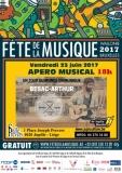 APERO MUSICAL AVEC CONCERT DE BESAC ARTHUR