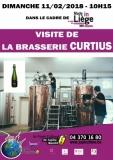 VISITE DE LA BRASSERIE CURTIUS