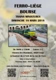 Bourse de modélisme ferroviaire