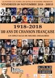100 ans de chanson française 100 chanteurs en 100 minutes