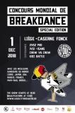 Concours mondial de Breakdance spécial édition