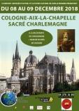 COLOGNE-AIX-LA-CHAPELLE - «SACRÉ CHARLEMAGNE» – MARCHE DE NOËL