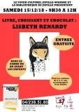 COMPLET - Livre, croissant et chocolat : Lisbeth Renardy