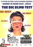 "THE BIG BLIND TEST ""so sexy"""