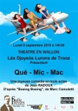 «QUé MIC MAC»