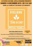 ATELIER (presque) ZERO DECHETS Spécial Famille