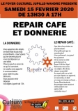 REPAIR CAFE & DONNERIE