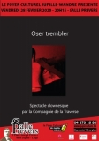 OSER TREMBLER – SPECTACLE CLOWNESQUE