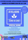 ATELIER (presque) ZERO DECHETS : special soins