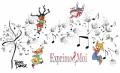 Ateliers d'EXPRESSION corporelle, vocale et émotionnelle à travers la danse, le théâtre, la musique... 2,5 ans - 6 ans