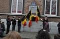 Commémoration Armistice et 100e anniversaire de la mort de Mathieu Bodson