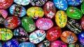 Atelier de bricolage d'Alice sur les œufs de Pâques et leur boite