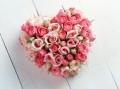 Atelier montage floral spécial saint-valentin