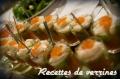 Atelier cuisine de Jeannine: Noël et ses petites verrines