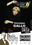 « TOUT DOIT SORTIR » de et par Véronique GALLO