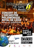 NOUVEL AN symphonique - concert de l'Orchestre Philharmonique Royal de Liège