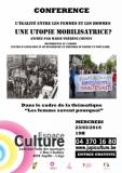 L'EGALITE ENTRE LES FEMMES ET LES HOMMES : UNE UTOPIE MOBILISATRICE ?
