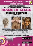 Made In Liège - Atelier coiffure et produits bio