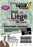 Made in Liège - Créateurs 100% liégeois