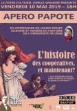 APERO PAPOTE « Les coopératives, une formule passée pleine d'avenir? »