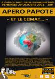 """APERO-PAPOTE:""""ET LE CLIMAT..."""" avec Pierre Ozer"""
