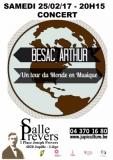 BESAC-ARTHUR - Nouveau Spectacle